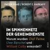 Patrik Baab, Robert E. Harkavy: Im Spinnennetz der Geheimdienste