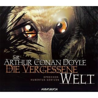 Sir Arthur Conan Doyle: Die vergessene Welt (gekürzte Fassung)