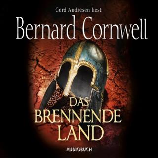 Bernard Cornwell: Das brennende Land - Wikinger-Saga, Band 5 (Gekürzt)