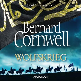 Bernard Cornwell: Wolfskrieg - Wikinger-Saga, Band 11 (Gekürzt)