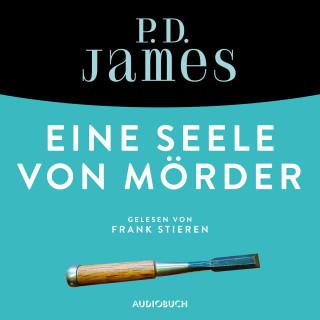 P. D. James: Eine Seele von Mörder - Ein Fall für Adam Dalgliesh 2 (Ungekürzt)