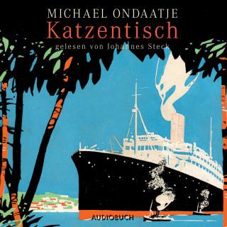 Michael Ondaatje: Katzentisch (ungekürzt)