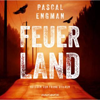 Pascal Engman: Feuerland - Vanessa Frank-Thriller 1 (Gekürzt)