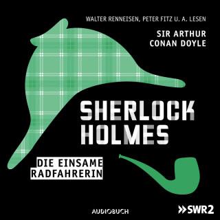 Arthur Conan Doyle: Sherlock Holmes, Folge 2: Die einsame Radfahrerin