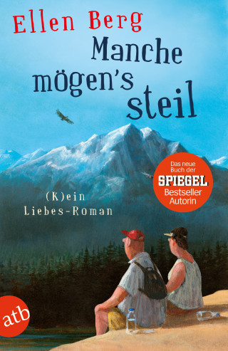 Ellen Berg: Manche mögen's steil