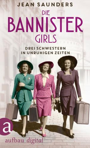 Jean Saunders: Die Bannister Girls