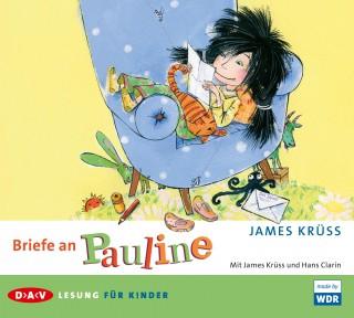 James Krüss: Briefe an Pauline