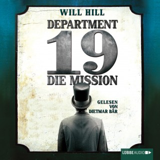Will Hill: Department 19 - Die Mission