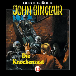 Jason Dark: John Sinclair, Folge 14: Knochensaat