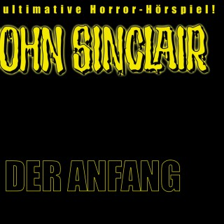 Jason Dark: John Sinclair, Sonderedition 1: Der Anfang
