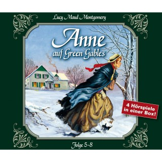Lucy Maud Montgomery: Anne auf Green Gables, Box 2: Folge 5-8