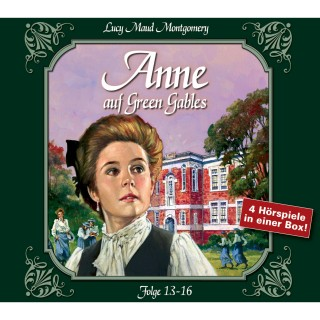 Lucy Maud Montgomery: Anne auf Green Gables, Sammelband Folge 13 - 16