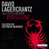 David Lagercrantz: Verfolgung