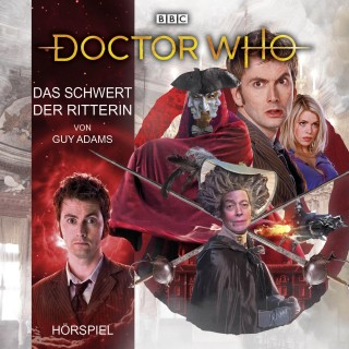 Guy Adams: Doctor Who: Das Schwert der Ritterin