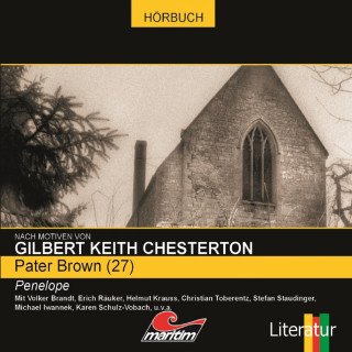 Maureen Butcher, Gilbert Keith Chesterton: Pater Brown, Folge 27: Penelope