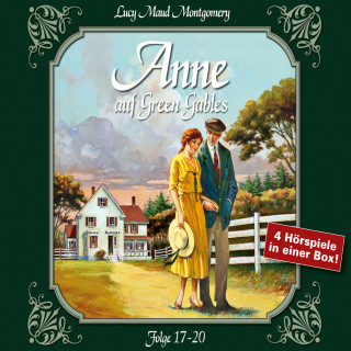 Lucy Maud Montgomery: Anne auf Green Gables, Box 5: Folge 17-20