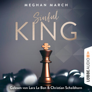 Meghan March: Sinful King - Sinful-Empire-Trilogie, Teil 1 (Ungekürzt)