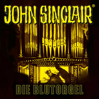 Jason Dark: John Sinclair, Sonderedition 14: Die Blutorgel