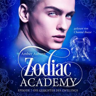 Amber Auburn: Zodiac Academy, Episode 7 - Die Gesichter des Zwillings