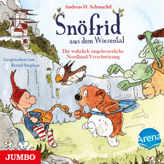 Andreas H. Schmachtl: Snöfrid aus dem Wiesental. Die wahrlich ungeheuerliche Nordland-Verschwörung