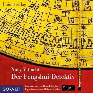 Nury Vittachi: Der Fengshui-Detektiv (Folge 1)