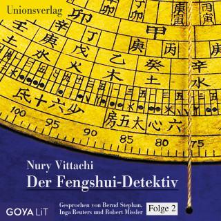 Nury Vittachi: Der Fengshui-Detektiv (Folge 2)