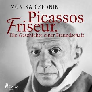 Melissa Müller: Picassos Friseur. Die Geschichte einer Freundschaft