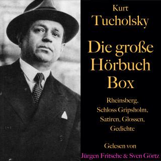 Kurt Tucholsky: Kurt Tucholsky – Die große Hörbuch Box