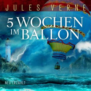 Jules Verne, Thomas Tippner: 5 Wochen im Ballon