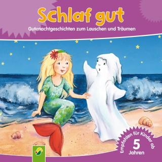Annette Huber, Doris Jäckle, Sabine Streufert: Schlaf gut