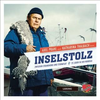 Gerhard Waldherr, Uwe Bahn: Inselstolz - Das Hörbuch
