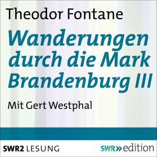 Theodor Fontane: Wanderungen durch die Mark Brandenburg III