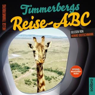 Helge Timmerberg: Timmerbergs Reise-ABC