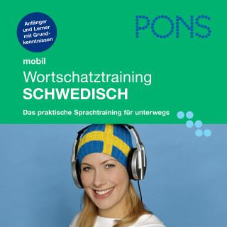 Claudia Guderian, Christina Heberle, PONS-Redaktion: PONS mobil Wortschatztraining Schwedisch