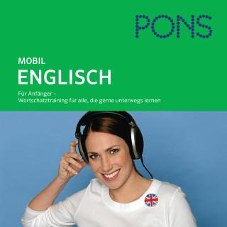 Jeanette Janz, Claudia Guderian, PONS-Redaktion: PONS mobil Wortschatztraining Englisch