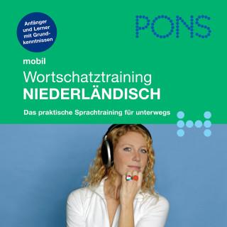 Digna Myrte Hobbelink, PONS-Redaktion: PONS mobil Wortschatztraining Niederländisch