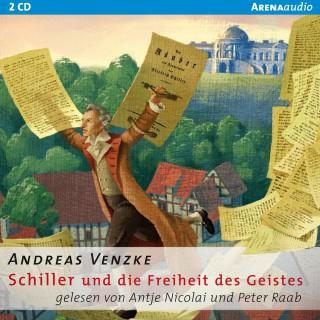Andreas Venzke: Schiller und die Freiheit des Geistes