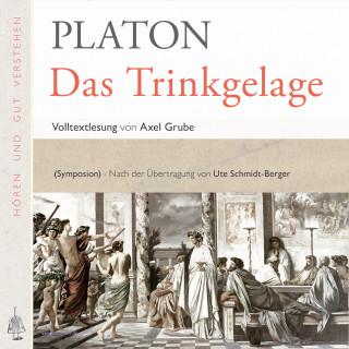 Platon: Das Trinkgelage