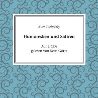 Kurt Tucholsky: Humoresken und Satiren