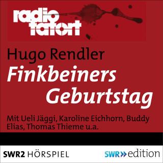 Hugo Rendler: Finkbeiners Geburtstag