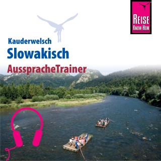 John Nolan: Reise Know-How Kauderwelsch AusspracheTrainer Slowakisch