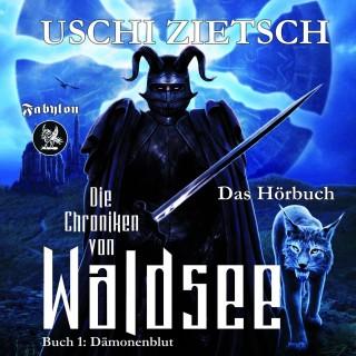Uschi Zietsch: Die Chroniken von Waldsee 1: Dämonenblut