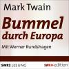 Mark Twain: Bummel durch Europa