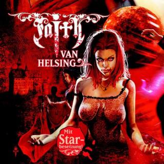 Simeon Hrissomallis: Faith van Helsing: Märchenschloss zur Hölle