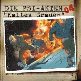 Wolfgang Strauss: Die PSI-Akten 04: Kaltes Grauen
