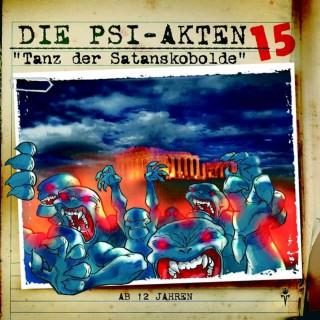 Simeon Hrissomallis: Die PSI-Akten 15: Tanz der Satanskobolde