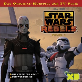 Gabriele Bingenheimer: Star Wars Rebels - Folge 4