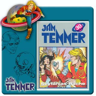 Kevin Hayes: Jan Tenner Classics - Seytanias Rache