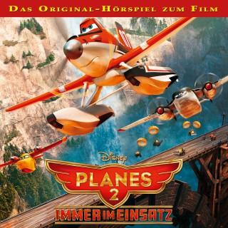 Gabriele Bingenheimer: Disney - Planes 2 - Immer im Einsatz