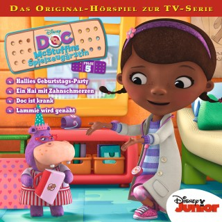 Gabriele Bingenheimer, Marian Szymczyk: Disney - Doc McStuffins - Folge 5